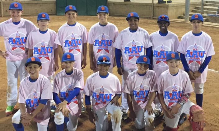 San Diego Show 12U Looking to Build Off Last Season's Success