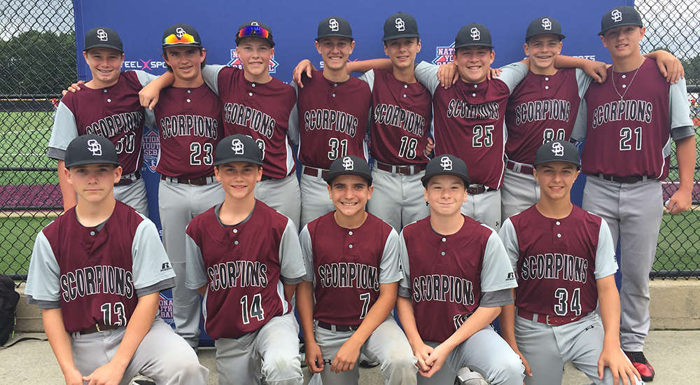 NYBC Organization of the Month – Scorpions Baseball Academy